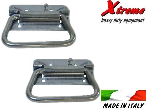 Xtreme Box   Maniglie in acciaio