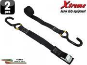 Clicca per ingrandire Xtreme Cargo Straps   250 Kg  50 200 cm