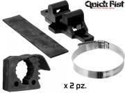 Clicca per ingrandire Quick Fist Clamp   Roll Bar Tool Mount K1