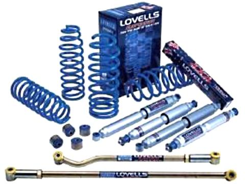 Catalogo Lovells  Lista modelli disponibili