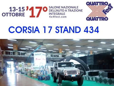 4x4Fest a Marina di Carrara  13 15 Ottobre 2017