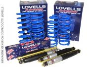 Clicca per ingrandire Assetto rialzato Lovells   Jeep Wrangler JK Unlimited