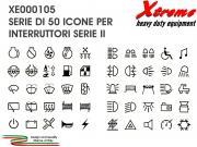 Clicca per ingrandire Xtreme Switch Series II   Serie Icone Switch