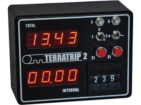 Terratrip  2 Retro   Rally Computer