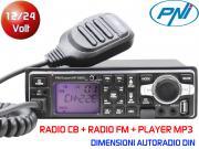 Clicca per ingrandire Radio CB ricetrasmittente   Albrecht AE 6110 Mini CB