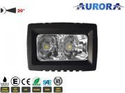 Clicca per ingrandire Faro LED 1100 Lumens   Profondit  20  320 mt