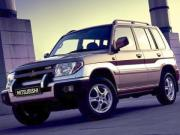 Clicca per ingrandire Deflettori aria   Mitsubishi Pajero Pinin 5P