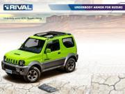 Clicca per ingrandire Suzuki Jimny   A4 Piastra Tiranti Sterzo