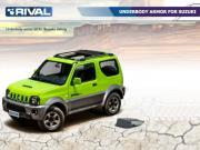 Clicca per ingrandire Suzuki Jimny   A4 Piastra Serbatoio