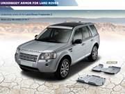Clicca per ingrandire Land Rover Freelander 2    A4 Piastra Motore e Cambio