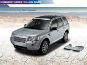 Clicca per ingrandire Land Rover Freelander 2   A4 Piastra Serbatoio