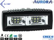 Clicca per ingrandire Faro LED 4180 Lumens   Scene Light 120  230 mt