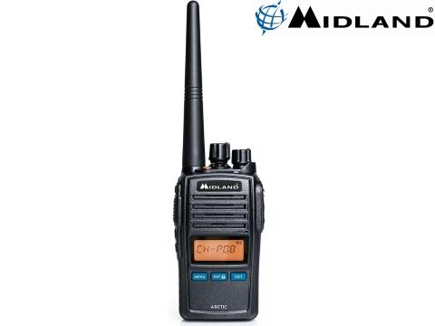 Radio ricetrasmittente   VHF nautica   Arctic