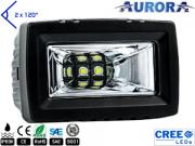 Clicca per ingrandire Faro LED 2200 Lumens   Scene Light 120  100 mt