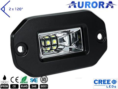Faro LED 2200 Lumens   Scene Light 120  100 mt