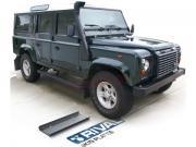 Clicca per ingrandire Land Rover Defender   A6 Piastra Tiranti Sterzo
