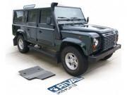 Clicca per ingrandire Land Rover Defender   A6 Piastra Cambio