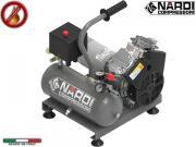 Clicca per ingrandire Compressore aria 12V   Nardi Extreme 3 800W  7L