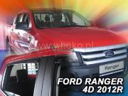 Clicca per ingrandire Deflettori aria   Ford Ranger 4P