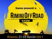 Clicca per ingrandire RiminiOffRoad Show  21 23 Aprile 2017