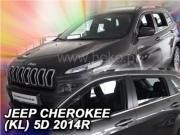 Clicca per ingrandire Deflettori aria   Jeep Cherokee KL