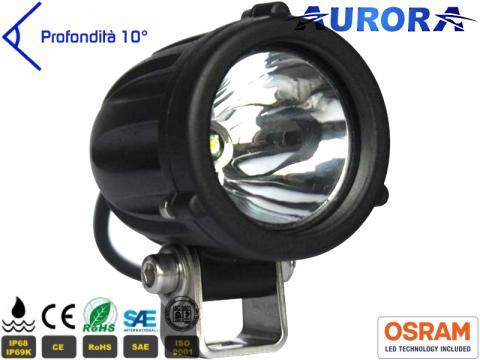 Faro LED  651 Lumens   Profondit  20  500 mt