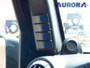 Clicca per ingrandire Jeep Wrangler JK   4 Switch Control System