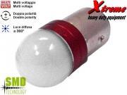 Lampada LED 3D   P21W 5W   Rosso Biluce