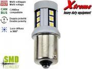 Clicca per ingrandire Lampada LED CANBus   P21W   Giallo