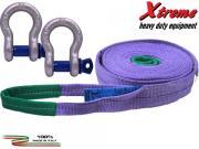 Clicca per ingrandire Kit Recupero 4x4    Basic Standard