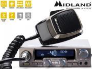 Clicca per ingrandire Radio CB ricetrasmittente   Midland M 20 Multimediale