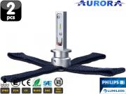 Lampade H1 LED   Aurora G10 Lumiled ZES