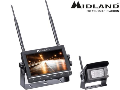 Truck Guardian Wireless    per Camion e Camper