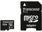 Clicca per ingrandire Transcend MicroSD    64 Gb  Classe 10