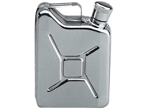 Keen Sport   Tanica acciaio inox 180 ml