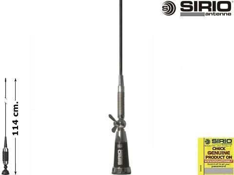 Antenna CB  veicolare   Sirio  GL 27 Ground Less