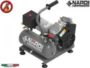 Clicca per ingrandire Compressore aria 24V 12V   Nardi Extreme 3 800W  7L
