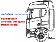 Supporto per Antenna    Scania dal 2017 in poi