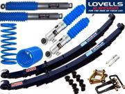 Clicca per ingrandire Assetto rialzato Lovells   Nissan Navara D40 HD