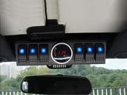 Clicca per ingrandire Jeep Wrangler JK   6 Switch   Voltmetro