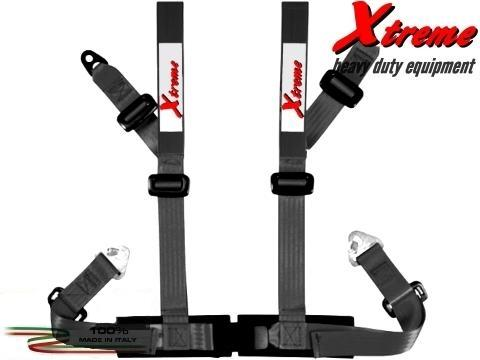 Safety Belt   4 point harness