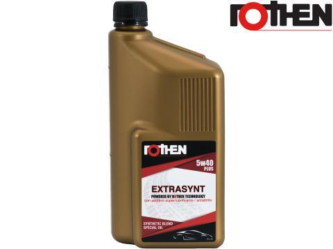 Rothen EXTRASYNT   5w40 PLUS   Olio motore