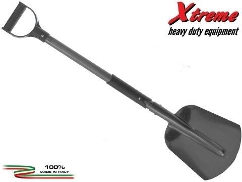 Multipurpose Shovel   Foldable AL handle
