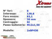 Xtreme distanziali ruote 4x4   Ford Ranger PX