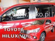Clicca per ingrandire Deflettori aria   Toyota  Hilux GUN