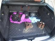 Land Rover Freelander   Tappeto vano bagagli 3D