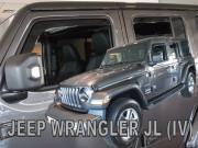 Clicca per ingrandire Deflettori aria   Jeep Wrangler JL 5 porte