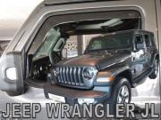 Clicca per ingrandire Deflettori aria   Jeep Wrangler JL 3 porte