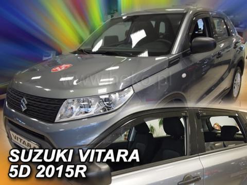 Deflettori aria   Suzuki Vitara LY