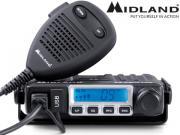 Clicca per ingrandire Radio CB ricetrasmittente   Midland M Mini USB